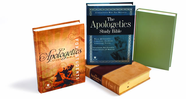 [PDF] The Apologetics Study Bible: Understand Why You ...