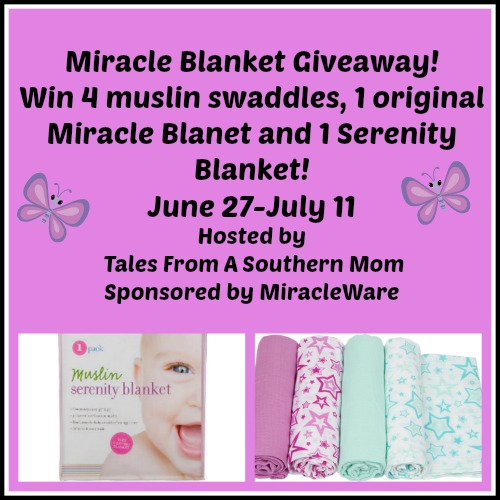 Miracle Blanket Gift Set #Giveaway Ends 7/11 ~ $90 RV!