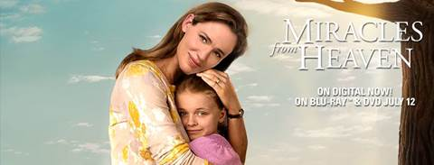Miracles From Heaven Family Movie Night Giveaway!