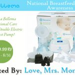 Bellema Breast Pump Giveaway