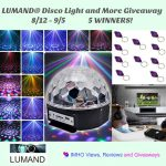 Lumand-Disco-Light-and-More-Giveaway-ends-9-5