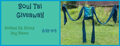 Soul Tai Baby Carrier Giveaway 9/5