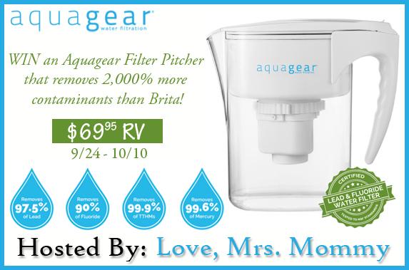 AquaGear Giveaway!