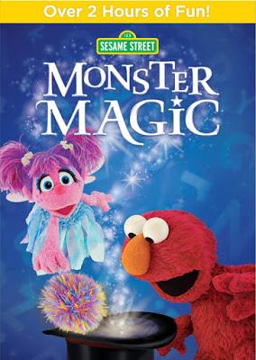 Sesame Street: Monster Magic Giveaway