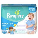 Pampers Easy UPs! Perfect for the First Steps of Potty Training!