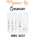 Monthly Kit from EverydayHappy Giveaway!