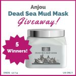 Anjou Dead Sea Mud Mask Giveaway!