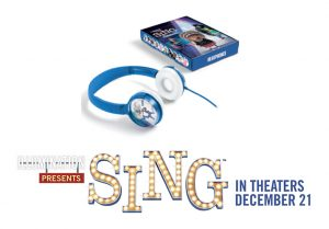Sing Movie $25 iTunes Gift Card Giveaway