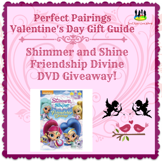 Shimmer and Shine: Friendship Divine! DVD (Ends 2/14)