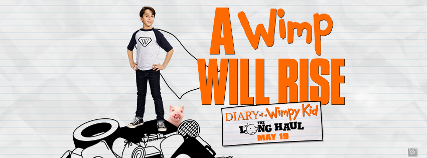 Diary of a #WimpyKid: The Long Haul