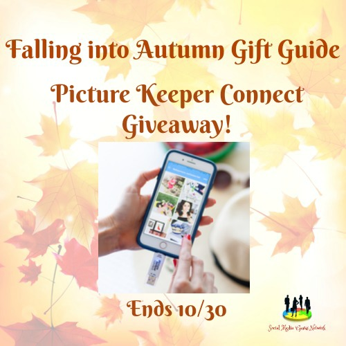 Enter the Picture Keeper Connect Giveaway. Ends 10/30